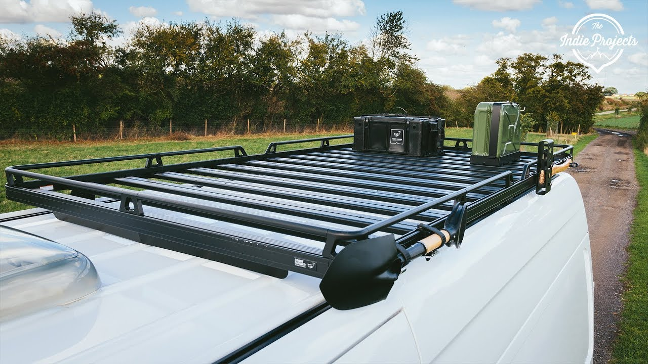 this front runner roof rack has changed our sprinter van
