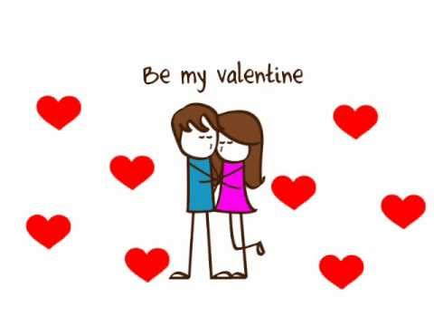 Valentine By Kina Grannis (animation)   YouTube