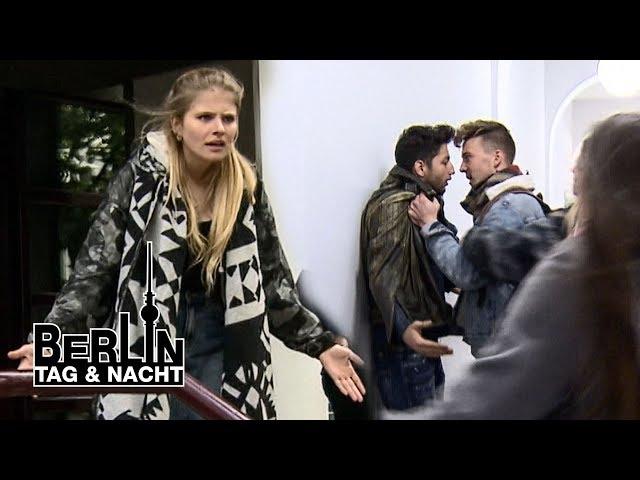Schlägerei um Toni! 👊😱 #2072 | Berlin - Tag & Nacht