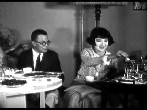 Colleen Moore and Ben Lyons