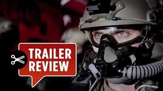 Instant trailer review - godzilla official trailer #1 (2014) aaron taylor-johnson, elizabeth olsen