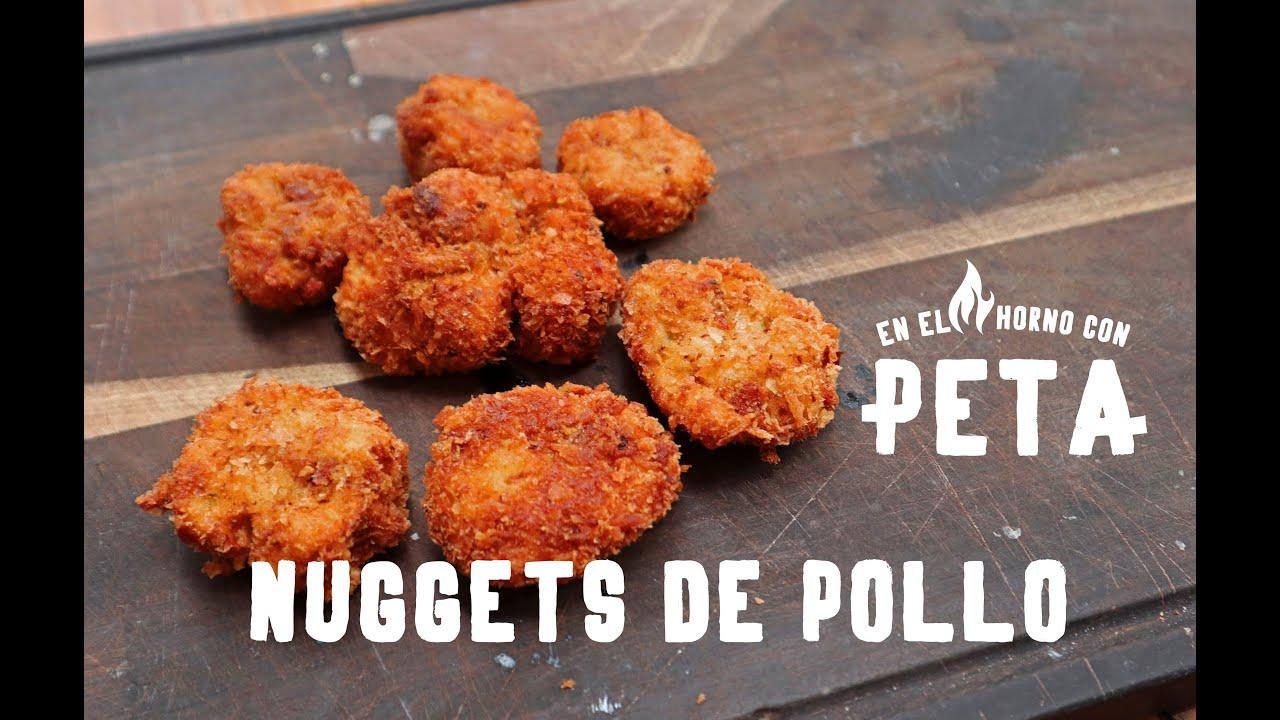 Nuggets de Pollo - Caseros y muy ricos