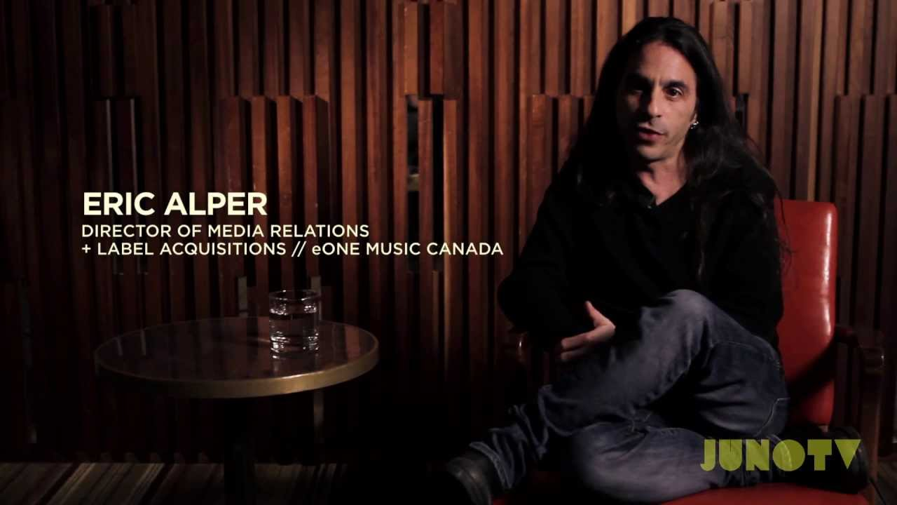 Music Publicist Eric Alper Unveils How He Broke Into The Music Industry