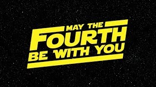 AMK Star Wars Special - May The 4th Be With You.