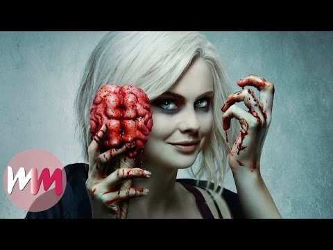 Thumbnail: Top 10 Best iZombie Moments