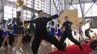 2018-11-25《全日本学生応援団連盟》合同チャンスパターンメドレー