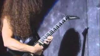 Megadeth   Ashes In Your Mouth Live 1992