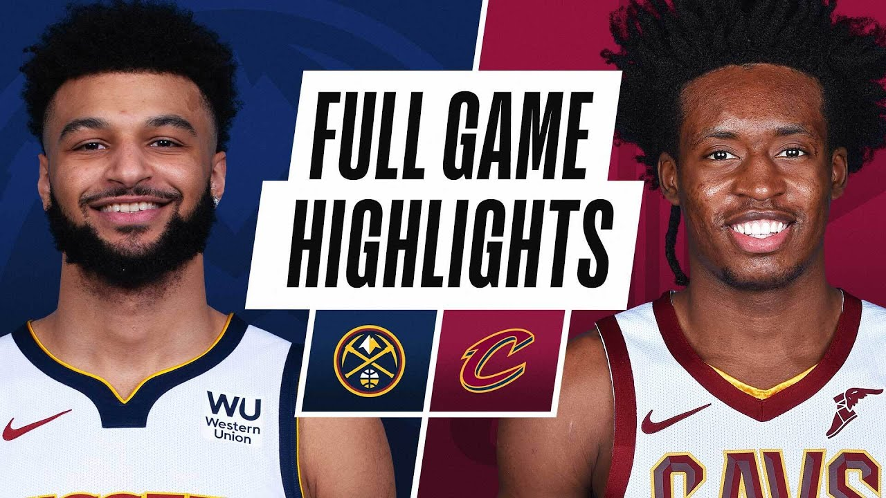 NUGGETS at CAVALIERS | FULL GAME HIGHLIGHTS | February 19, 2021