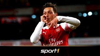 Mesut Özil lehnte Millionenangebot aus China ab | SPORT1 - TRANSFERMARKT