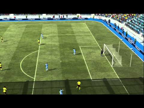 Fifa12 Cup Final - Arsenal vs Manchester City