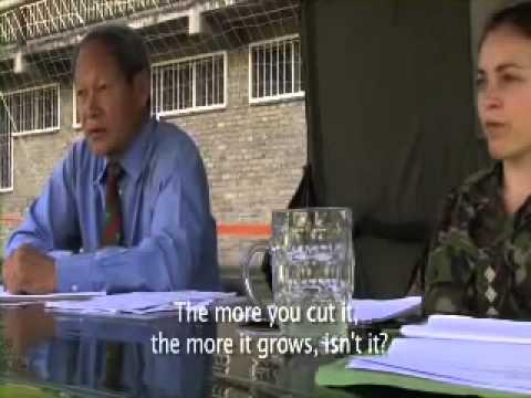 British Gurkha Recruitment Documentary- 2011- part 1