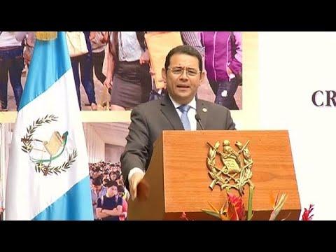 Guatemala Anuncia El Traslado De Su Embajada En Israel A Jerusalén