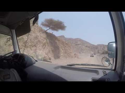 1st Leg Djibouti in HD without stabilization