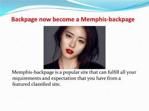 backpagememphis