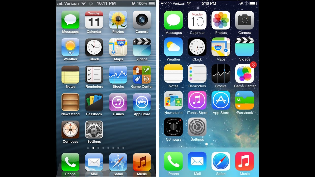 IOS 7 IPSW Costum ROM IPHONE 2G 3G Ipod 1G And Jailbreak Full Video LINK