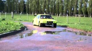 BMW 323i E30 6 cylindres