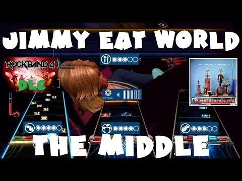 Jimmy Eat World - The Middle - Rock Band 2 Expert Full Band & RB4 DLC (November 21st, 2017)