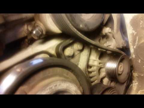 How To Change A Serpentine Belt On 2009 2014 Hyundai