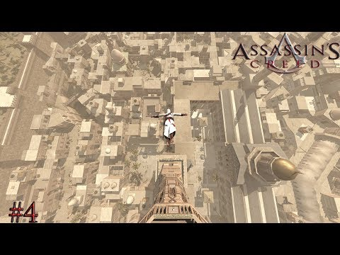 Cleaning Up Damascus! (Assassin's Creed #4)