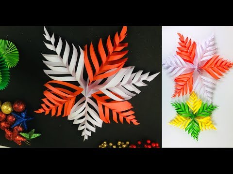 Paper Craft | Paper Crafts For School | Christmas Craft | Wall Hanging Easy | Paper Craft New
