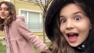 Vlog İspanya'dan Kuzenim Geldi Ecrin Su Çoban