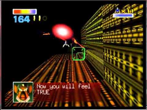 STAR FOX 64: Final Area