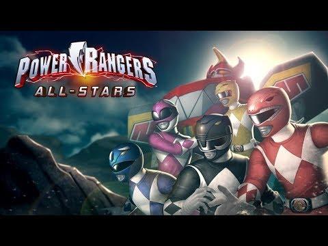 Power Rangers All-Stars - RPG Mobile Game