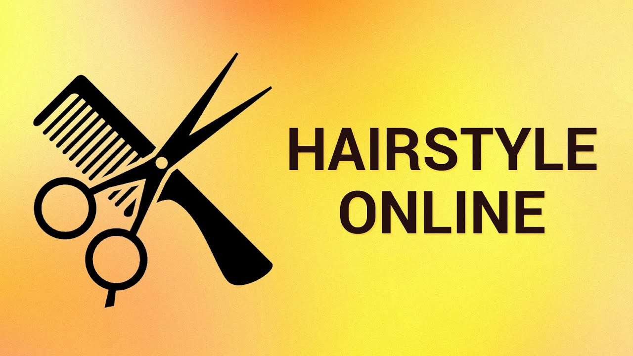 How to Try a New Hairstyle Online - YouTube