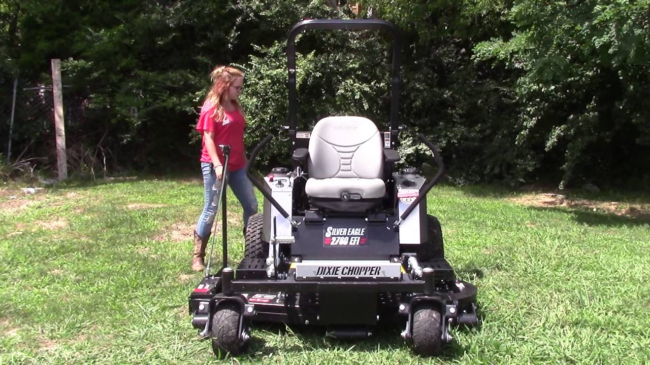 small resolution of dixie chopper silver eagle 2760efi 60 27hp kohler zero turn mower review