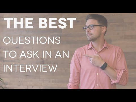 The BEST Questions To Ask In An Interview (for Nonprofits)