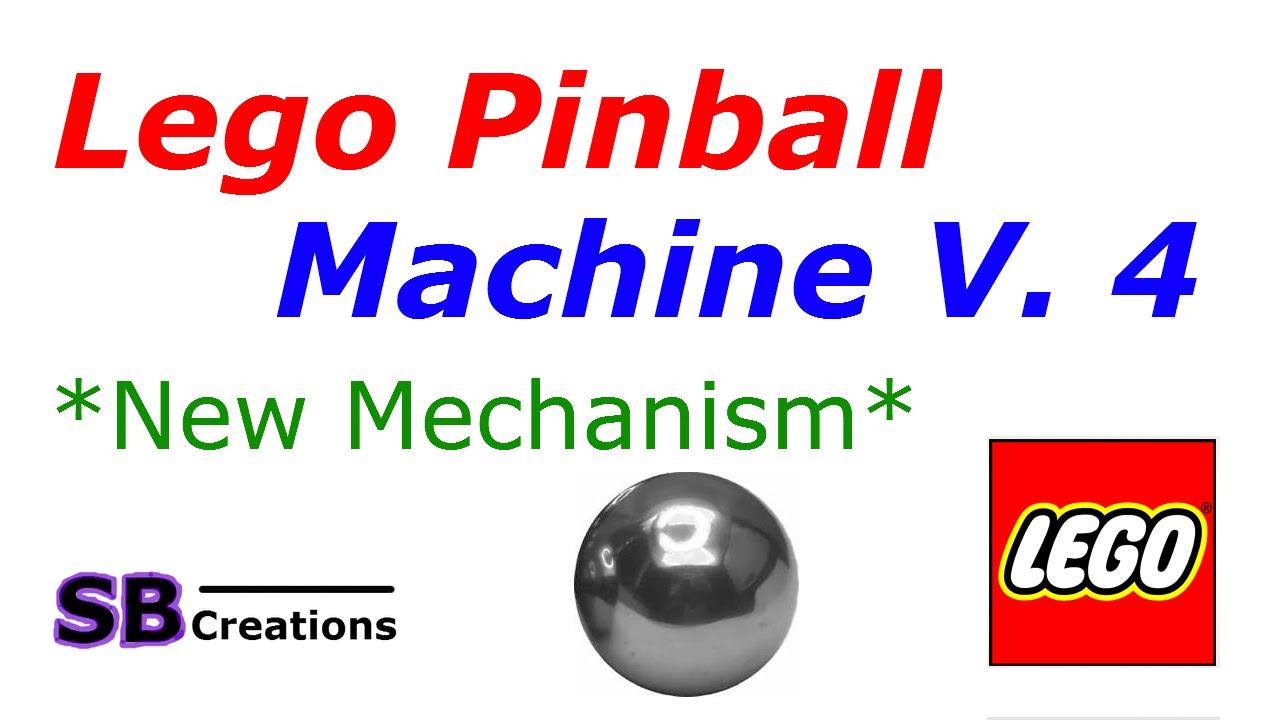 pinball machine lever