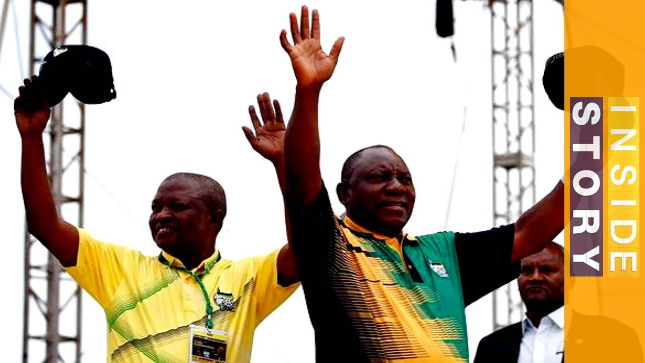 What's next for South Africa's 🇿🇦 ANC party?   Inside Story