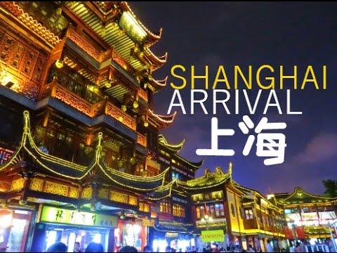 上海 | SHANGHAI VLOG : ARRIVAL