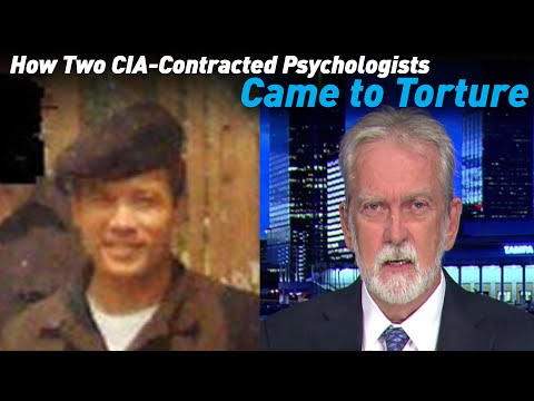 How Two CIA-Contracted Psychologists Came to Torture