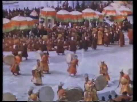 Tibet Rare Footage - Complete Version.