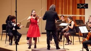 CAI Competition 2017 - Serin Park, violin