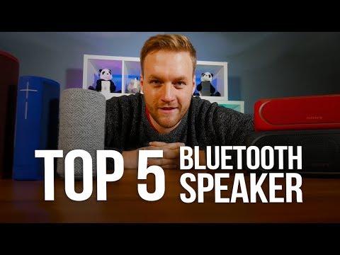 The Best Bluetooth Speaker 2018?