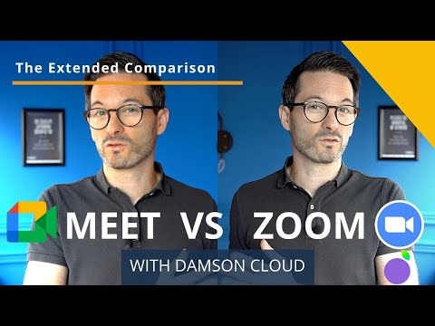 Zoom vs Meet: Which Is Better In 2021?