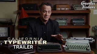 California Typewriter   Tom Hanks   John Mayer Documentary Trailer