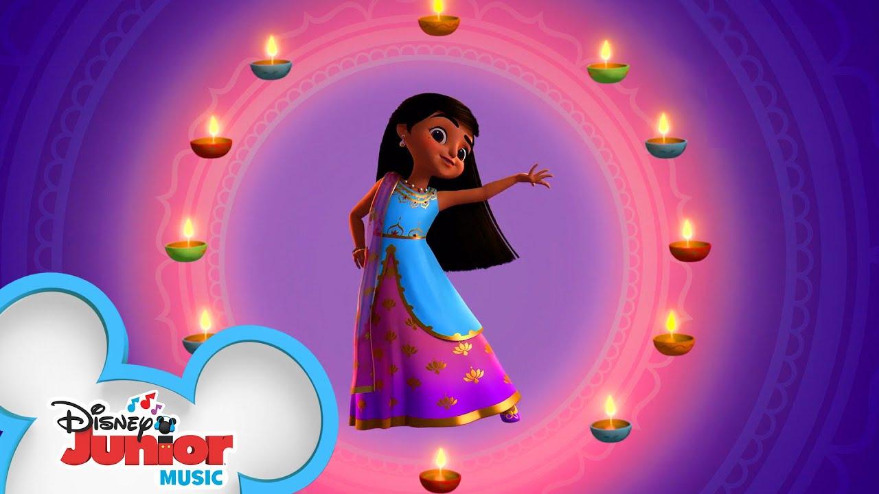 Diwali | Music Video | Mira, Royal Detective | Disney Junior