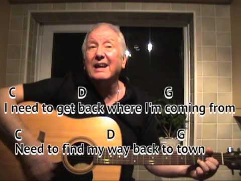 Where Are You Going To - original song - Bob Tulip - guitar lesson ...