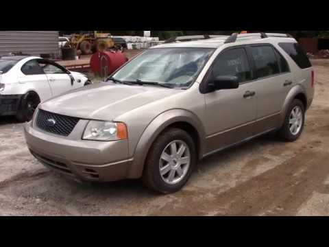 Scrapped! 2006 Ford Freestyle!