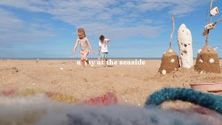 A Day at the Seaside | Rhiannon Ashlee Vlogs