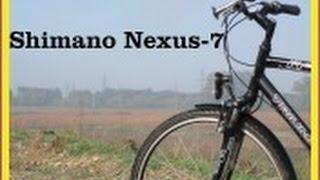 РЕМОНТ ВЕЛОСИПЕДА Разборка и смазка планетарной втулки Shimano Nexus 7-8(Смазка постоянно загрязняется металлическими частицами, образующимися вследствие износа. Поэтому втулка..., 2014-10-08T00:38:09.000Z)