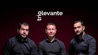 Trio Levante - Katergara / Τρίο Λεβάντε - Κατεργάρα (Official Lyric Video)