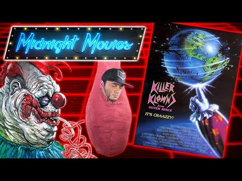 Killer Klowns from Outer Space (1988) Review - Midnight Movies - Episode 1