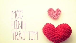 Móc hình trái tim