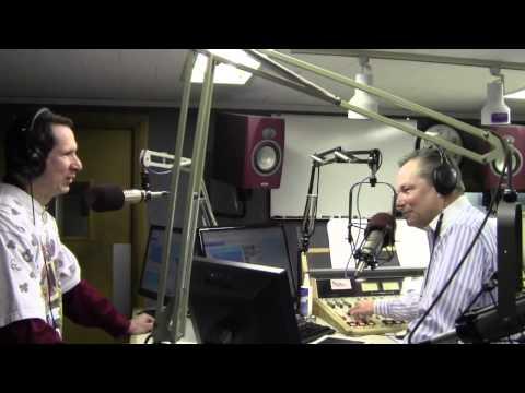 Comedian Gordon Douglas Radio Interviews