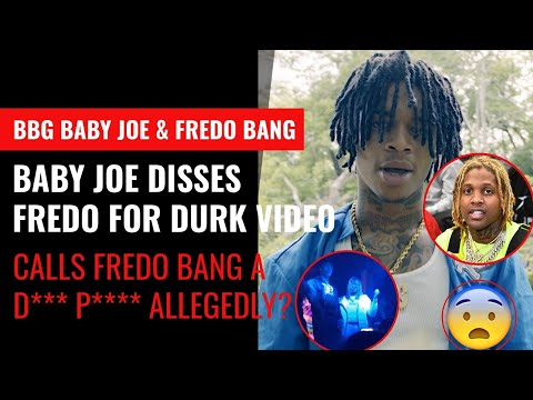 BBG Baby Joe Disses Fredo Bang For Linking up with Lil Durk…Fredo Bang & TBG Members Respond Quick