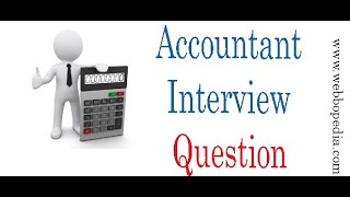 Important points for attending accountant interview
